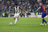 can - 14.03.2017 - Torino - Champions League Quarti di Finale  -  Juventus-Barcellona nella  foto: Dani Alves