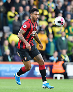 Joshua King (7) of AFC Bournemouth during the Premier League match between Bournemouth and Norwich City at the Vitality Stadium, Bournemouth, England on 19 October 2019.