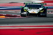 May 4-6, 2017: IMSA Sportscar Showdown at Circuit of the Americas. 16 Change Racing, Lamborghini Huracan GT3, Jeroen Mul, Corey Lewis