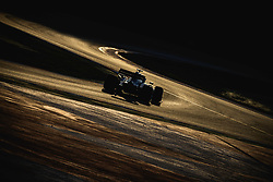 February 28, 2019 - Barcelona, Catalonia, Spain - ALEXANDER ALBON (THA) from team Toro Rosso drives in his STR14 during day seven of the Formula One winter testing at Circuit de Catalunya (Credit Image: © Matthias OesterleZUMA Wire)