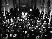 1958 Presbyterian Church General Assembly Meeting