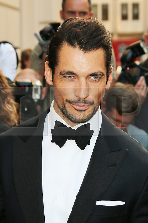 David Gandy, GQ Men of the Year Awards, Royal Opera House, London UK, 03 September 2013, (Photo by Richard Goldschmidt)