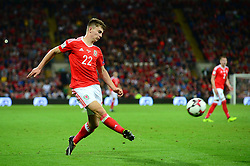 Ben Woodburn of Wales - Mandatory by-line: Dougie Allward/JMP - 02/09/2017 - FOOTBALL - Cardiff City Stadium - Cardiff, Wales - Wales v Austria - FIFA World Cup Qualifier 2018
