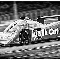 #17, Jaguar XJR14, Christophe D'Ansembourg,Group C, Silverstone Classic 2016, Silverstone Circuit, England. U.K., Silverstone Classic 2016, Silverstone Circuit, England. U.K.