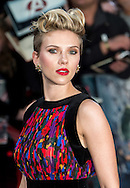 The European premiere of 'The Avengers: Age Of Ultron' at Westfield London