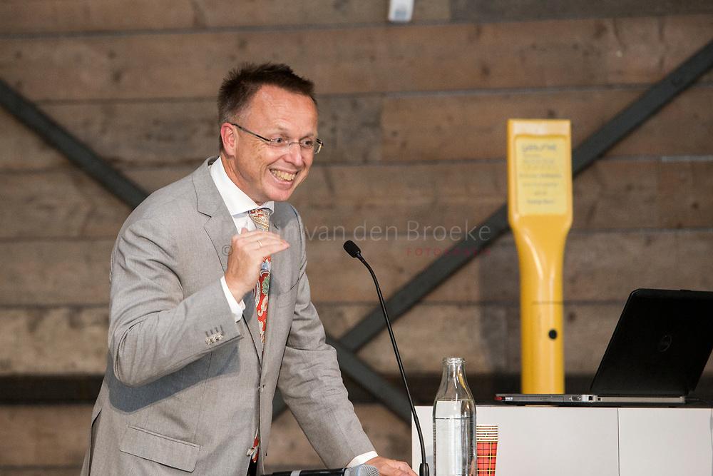 Groningen 20170622. Transfuture festival, EnTranCe. Commissaris van de Koning Rene Paas. foto: Pepijn van den Broeke