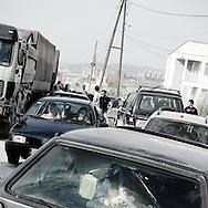 Pristina rush hour
