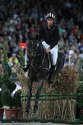 Campbell Jesse, (NZL), Apart v Hoefslag Z<br /> Indoor Derby<br /> Stuttgart - German Masters 2015<br /> © Hippo Foto - Stefan Lafrentz