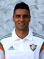 """Brazilian Football League Serie A / <br /> ( Fluminense Football Club ) - <br /> Giovanni Palmieri dos Santos """" Giovanni """""""