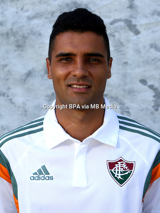 "Brazilian Football League Serie A / <br /> ( Fluminense Football Club ) - <br /> Giovanni Palmieri dos Santos "" Giovanni """