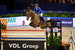 Bles Bart, NED, Gran Canyon van HD<br /> Jumping Amsterdam 2019<br /> © Hippo Foto - Dirk Caremans<br /> 25/01/2019