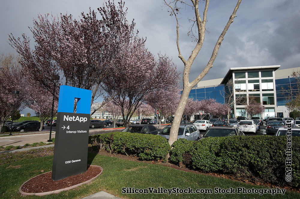 Netapp Offices in Silicon Valley