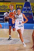 DESCRIZIONE : Bormio Torneo Internazionale Femminile Olga De Marzi Gola Italia Grecia <br /> GIOCATORE : Simona Ballardini <br /> SQUADRA : Nazionale Italia Donne <br /> EVENTO : Torneo Internazionale Femminile Olga De Marzi Gola <br /> GARA : Italia Grecia Italy Greece <br /> DATA : 24/07/2008 <br /> CATEGORIA : Palleggio <br /> SPORT : Pallacanestro <br /> AUTORE : Agenzia Ciamillo-Castoria/S.Silvestri <br /> Galleria : Fip Nazionali 2008 <br /> Fotonotizia : Bormio Torneo Internazionale Femminile Olga De Marzi Gola Italia Grecia <br /> Predefinita :