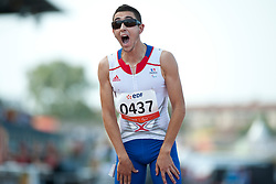 DELEPLACE Hyacinthe, FRA, 400m, T12, 2013 IPC Athletics World Championships, Lyon, France