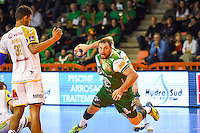 Florent Ferreiro - 01.04.2015 - Nimes / Saint Raphael - 19eme journee de Division 1<br />Photo : Andre Delon / Icon Sport