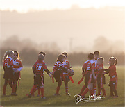 Future Drovers plain in the setting sun.<br /> <br /> Photographer: Dan Minto<br /> <br /> Indigo Welsh Premiership Rugby - Round 12 - Llandovery RFC v Carmarthen Quins RFC - Saturday 28th December 2019 - Church Bank, Llandovery, South Wales, UK.<br /> <br /> World Copyright © Dan Minto Photography<br /> <br /> mail@danmintophotography.com <br /> www.danmintophotography.com