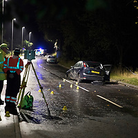 Fatal Road Traffic Collision, Coupar Angus, Perthshire…13.10.16<br />