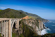 Bixby Creek Bridge at Big Sur