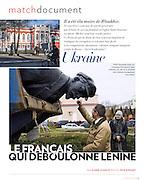 Paris Match - French Mayor in Ukraine