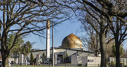 March 15, 2019 - Christchurch, Canterbury, New Zealand - The Masjid Al Noor mosque, one of two mosques where gunmen attacked and where numerous people are feared dead and injured. Four people have been arrested and several bombs were found following the shootings. (Credit Image: © Masjid Al Noor Mosque/ZUMA Wire)