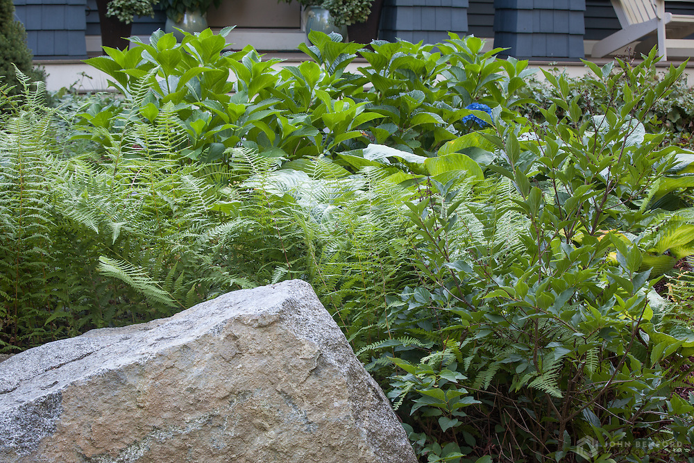 Exterior, Durham, NH<br /> Client: Red Fern Landscape Design