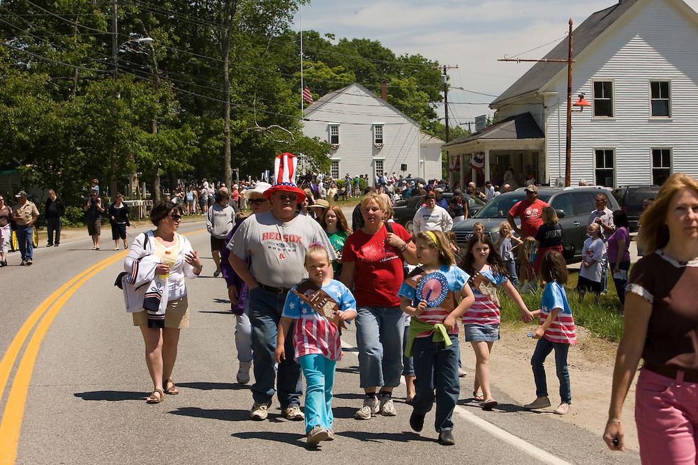 Harpswell Festival Memorial Day Parade