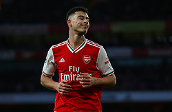 Gabriel Martinelli of Arsenal - Mandatory by-line: Arron Gent/JMP - 18/01/2020 - FOOTBALL - Emirates Stadium - London, England - Arsenal v Sheffield United - Premier League