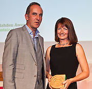 Kevin McCloud with Fiona Ward, Transition Town Totnes