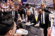 DESCRIZIONE : Venezia Lega A 2014-15 Umana Venezia Granarolo Bologna<br /> GIOCATORE : Giorgio Valli<br /> CATEGORIA : allenatore timeout<br /> SQUADRA : Granarolo Bologna<br /> EVENTO : Campionato Lega A 2014-2015<br /> GARA : Umana Venezia Granarolo Bologna<br /> DATA : 08/03/2015<br /> SPORT : Pallacanestro <br /> AUTORE : Agenzia Ciamillo-Castoria/M.Marchi<br /> Galleria : Lega Basket A 2014-2015 <br /> Fotonotizia : Venezia Lega A 2014-15 Umana Venezia Granarolo Bologna
