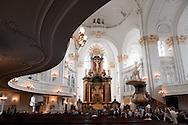 St. Michaelis, Michel, Kirche.