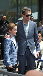 Matthew McConaughey, Hunter Fieri , Ryder Fieri, Hollywood Walk of Fame star ceremony for Guy Fieri, in Hollywood, California on May 22, 2019. 22 May 2019 Pictured: Matthew McConaughey, Hunter Fieri , Ryder Fieri, Hollywood Walk of Fame star ceremony for Guy Fieri, in Hollywood, California on May 22, 2019. Photo credit: twoeyephotos/MEGA TheMegaAgency.com +1 888 505 6342