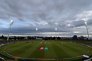 General View of the Bay Oval Cricket Ground during the ICC U-19 Cricket World Cup 2018 Finals between India v Australia, Bay Oval, Tauranga, Saturday 03rd February 2018. Copyright Photo: Raghavan Venugopal / © www.Photosport.nz 2018