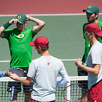 USC Men's Tennis | 2017 | Oregon