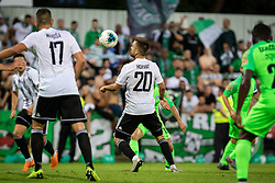 Tomi Horvat of Mura during Football match between NS Mura (SLO) and Maccabi Haifa (IZR) in First qualifying round of UEFA Europa League 2019/20, on July 18, 2019, in Stadium Fazanerija, Murska Sobota, Slovenia. Photo by Blaž Weindorfer / Sportida