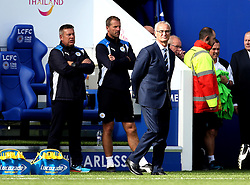 Leicester City manager Claudio Ranieri and Assistant Managers Craig Shakespeare and Paolo Benetti - Mandatory by-line: Robbie Stephenson/JMP - 02/10/2016 - FOOTBALL - King Power Stadium - Leicester, England - Leicester City v Southampton - Premier League