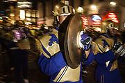 NEW ORLEANS, USA - 04/02/2008 - TRAVEL, Mardi Grass celebration.<br /> PHOTO &copy; Christophe Vander Eecken
