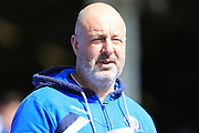 Keith Hill during the Sky Bet League 1 match between Peterborough United and Rochdale at London Road, Peterborough, England on 9 April 2016. Photo by Daniel Youngs.