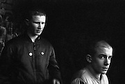 Two Skinheads, High Wycombe, 1980s