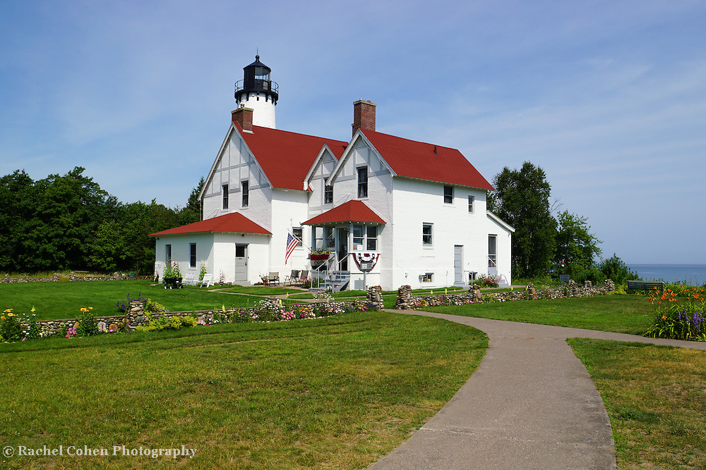 &quot;Summer at Point Iroquois&quot; <br />