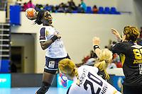 Koumba Cisse - 04.03.2015 - Issy Paris / Le Havre - 16eme journee de D1<br /> Photo : Andre Ferreira / Icon Sport