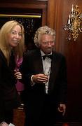 Richard Branson, Bloomberg after-party,  Russian mansion, Washington Correspondents dinner, Washington Hilton, 26 April 2003. © Copyright Photograph by Dafydd Jones 66 Stockwell Park Rd. London SW9 0DA Tel 020 7733 0108 www.dafjones.com
