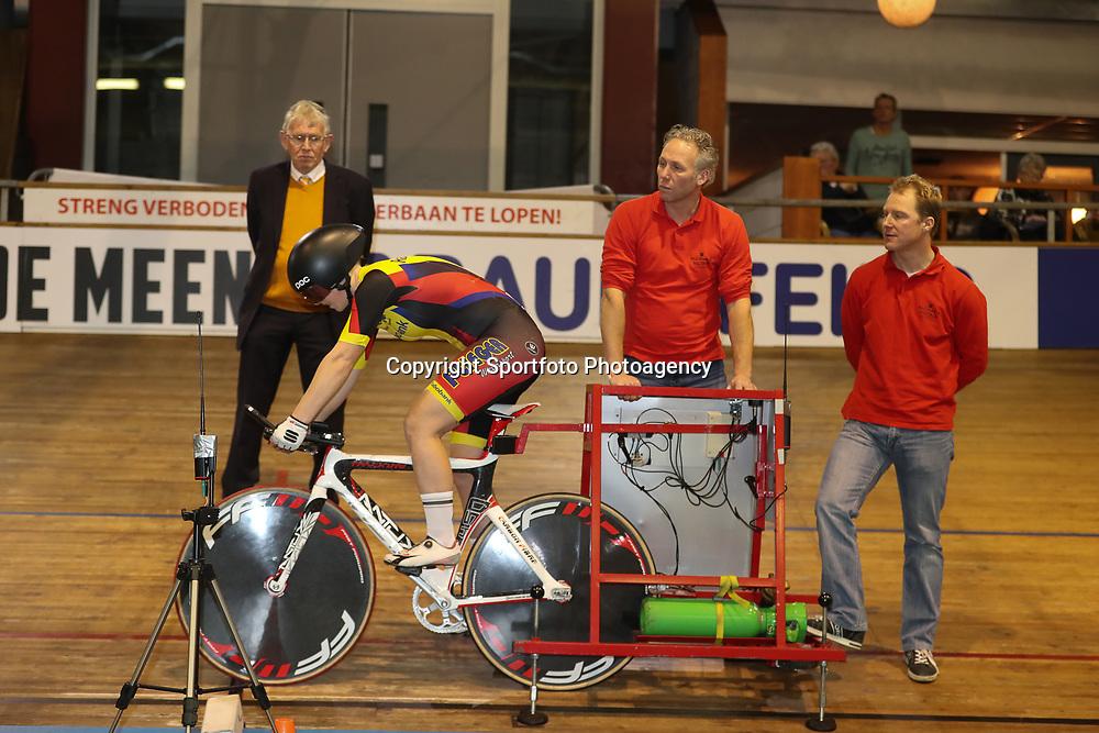 28-12-2017: Wielrennen: NK Baan: Alkmaar <br />Marjolein van t Geloof