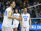 May 1, 2018-Volleyball-NCAA Championships-Harvard vs UCLA