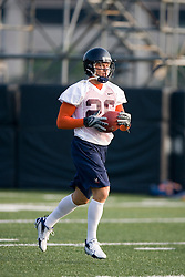Cary Koch (26)..The 2007 Virginia Cavaliers football team opened fall practice on August 6, 2007 at the University of Virginia football practice fields near the McCue Center in Charlottesville, VA.