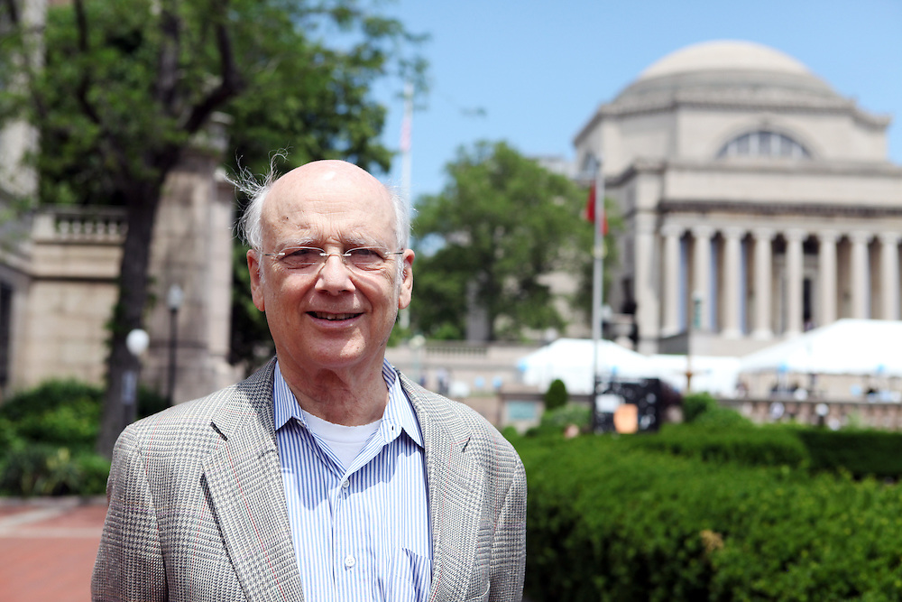 """David Woodbridge '57.Father: George Woodbridge '27 (?)..""""Hunt for people you want to take classes with and from. I always worked harder for someone I liked and respected."""""""