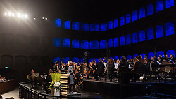 28.07.2016, Festspielhaus, Salzburg, AUT, Salzburger Festspiele, Eroeffnungsakt, im Bild Festspielpräsidentin Helga Rabl Stadler // Festival President Helga Rabl-Stadler during the Opening Ceremony of the Salzburg Festival, it takes place from 22 July to 31 August 2016, at the Festspielhaus in Salzburg, Austria on 2016/07/28. EXPA Pictures © 2016, PhotoCredit: EXPA/ JFK