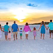 Daniel Family Beach Photos - 2019