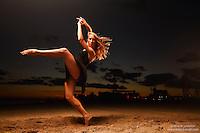 Dance As Art Coney Island with Aly McKenzie
