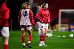 Poppy Pattinson of Bristol City Women prior to kick off - Mandatory by-line: Ryan Hiscott/JMP - 17/02/2020 - FOOTBALL - Ashton Gate Stadium - Bristol, England - Bristol City Women v Everton Women - Women's FA Cup fifth round