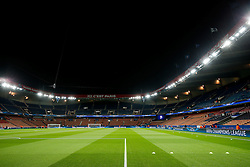 General View inside the stadium - Photo mandatory by-line: Rogan Thomson/JMP - 07966 386802 - 17/02/2015 - SPORT - FOOTBALL - Paris, France - Parc des Princes - Paris Saint-Germain v Chelsea - UEFA Champions League, Last 16, First Leg.